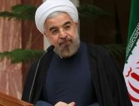 HASAN RUHANİ - Hasan Ruhani: DEAŞ sona erdi!