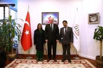 KIMYA - Hindistan Büyükelçiliği İkinci Katibi Verma, Ankara'dan Yeni Delhi'ye Direkt Uçuş İstedi