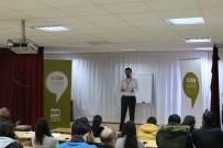 İLETIŞIM - 'İletişim Ustalığı Zirvesi' SAÜ'de Düzenlendi