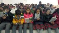 KİTAP OKUMA - İlkokul 4. Sınıf Öğrencisinden Örnek Proje