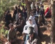 ÇAMKÖY - Kaçakları Drone İle Aradılar