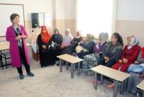 İLAÇ KULLANIMI - Kadınlara Doğru İlaç Kullanımı Anlatıldı