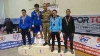 KAĞıTSPOR - Kağıtsporlu Boksörlerden 3 Madalya