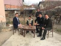 EMNİYET AMİRİ - Kaymakam Çiftci'den Yaylaoğlu Ailesine Ziyaret