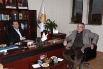 ADALET VE KALKıNMA PARTISI - Kesimoğlu'ndan 'Gar Binası Ve Çevresi'' İhalesinin İptali Sonrası Teşekkür
