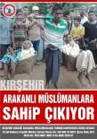 SÜRGÜN - Kırşehir'den Arakan'a 350 Bin Lira  Yardım