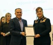 OSMAN YıLDıRıM - Kız Kardeşim Projesi'ne Katılan Kadınların Sertifikaları Verildi