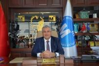 KAYACıK - Konya SMMMO Başkanı Özselek Açıklaması 'Konya Yerli Otomobil Üretimi İçin İdeal Şehir'
