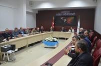 YEŞILAY - Kronik Hastalıkları Önleme İl Kurulu Tarafından Toplantı Düzenlendi