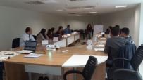 HASTALıK - Manisa'da Atıksu Personeline İlkyardım Eğitimi