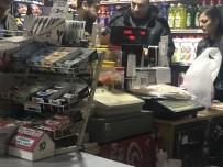 HIRSIZ - Markete giren hırsızlar kamerada
