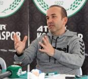 KONYASPOR - Mehmet Özdilek'ten Transfer Eleştirisi