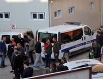 SANAYİ SİTESİ - Mersin'de okul önünde kavga: 1 ölü, 2 yaralı