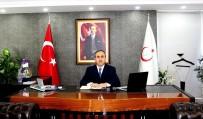 ÖZEL SEKTÖR - Mersin'in Yeni Sağlık Müdürü Sinan Bahçaçı Oldu