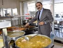 ESNAF ODASI - Mesleğin Mutfağından Geldi Başkanlığa Talip Oldu