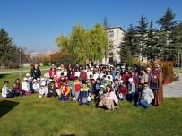 MUSTAFA ÇETIN - Milletvekili Önal, İlkokul Öğrencilerini TBMM'de Ağırladı