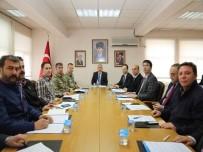 AKARYAKIT KAÇAKÇILIĞI - Muş'ta 'Akaryakıt Kaçakçılığı İle Mücadele Koordinasyon Kurulu' Toplantısı