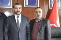 TERÖRİSTLER - Oğlu PKK Tarafından Kaçırılan Özbey'e MHP'den Yardım Sözü