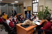 20 KASıM - Öğrencilerden Osmangazi'ye Ziyaret