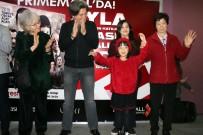 MERAL ÇETİNKAYA - Oscar Yolcusu 'Ayla' Filmi Ekibi Gaziantep'te