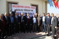 KURAN-ı KERIM - Şahinbey Belediyesi'nin Sosyal Tesis Ağı Büyüyor