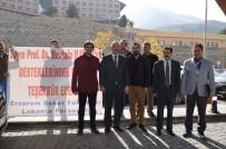 NACİ AĞBAL - Şeker Fabrikası İşçilerinden Milletvekili Ilıcalı 'Ya Teşekkür