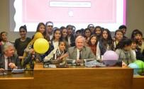 ŞIŞLI BELEDIYE BAŞKANı - Şişli'de Yaşayan Çocuklar 'Çocuk Meclisi' Kurdu
