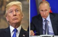 KUZEY KORE - Trump, Putin'le Telefonda Görüştü