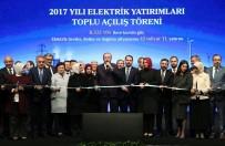 HİDROELEKTRİK - Türkiye, 1 Yılda Devreye Giren Üretim Santralleri Bakımından Yeni Bir Rekora İmza Attı