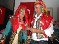 SES SANATÇISI - Türkmen Usulü ''Görücü Usulü Kız İsteme'' Oyununu Sahnelediler