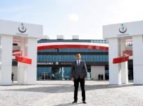RADYOTERAPİ - Yeni Çanakkale Devlet Hastanesi 5 Yıldızlı Otel Konforunda