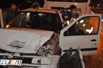 TİCARİ ARAÇ - 11 Aracın Karıştığı Kazada 2 Yaralı