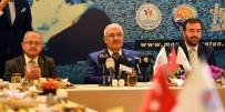 AKDENİZ OYUNLARI - 3. Uluslararası Mersin Maratonu Basın Toplantısı Yapıldı