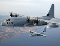 DONANMA KOMUTANI - ABD askeri uçağı düştü