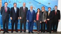 ÖZBEKISTAN - ABD Kongresi Temsilciler Meclisi Heyeti Özbekistan'da