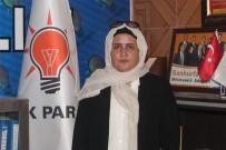 ESNEK ÇALIŞMA - AK Parti Harran İlçe Kadın Kolları Başkanı Huriye Biter,