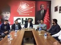 AK PARTİ İL BAŞKANI - AK Parti Ve CHP İl Başkanları Akkaya Barajı Sorununu Konuştu