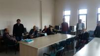 AKŞEHİR BELEDİYESİ - Akşehir'de Engelli Vatandaşlar İçin Bilgisayar Kursu