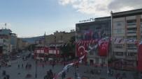 OTOBÜS SEFERLERİ - Alaşehir Bahçeli'yi Karşılamaya Hazırlanıyor