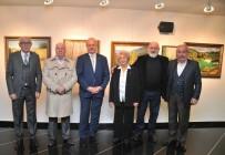 NURETTIN ÖZDEBIR - ASO'da Birsen Gür'ün Resim Sergisi Açıldı