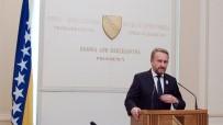 BASIN TOPLANTISI - Bakir İzetbegoviç Açıklaması 'Bosna Hersek Artık Geleceğe Bakmalı'