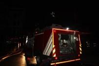YEŞILKÖY - Bakırköy'de Balık Restoranında Yangın