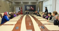 ALTIN MADALYA - Başarılı Sporculardan Başkan Gürkan'a Ziyaret