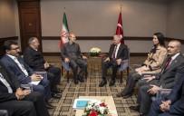 MECLIS BAŞKANı - Başbakan Yıldırım İran Meclis Başkanı İle Bir Araya Geldi