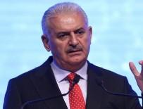 Başbakan Yıldırım'dan Sarraf kumpası açıklaması