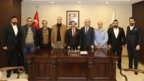 TÜRK PATENT ENSTİTÜSÜ - Başkan Atilla; 'Ürünlerimizin Markalaşması İçin Çalışacağız''