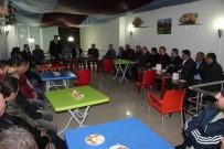 İBRAHIM SAĞıROĞLU - Başkan Sağıroğlu, Şoför Esnafıyla Bir Araya Geldi