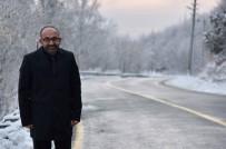 HÜSEYİN ÜZÜLMEZ - Başkan Üzülmez Kış Turizminin Startını Verdi