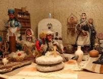 MUSTAFAPAŞA - Oyuncak bebek müzesi tarihe ışık tutuyor