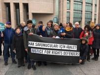 ULUSLARARASI AF ÖRGÜTÜ - Büyükada Davasının İkinci Duruşması Başladı